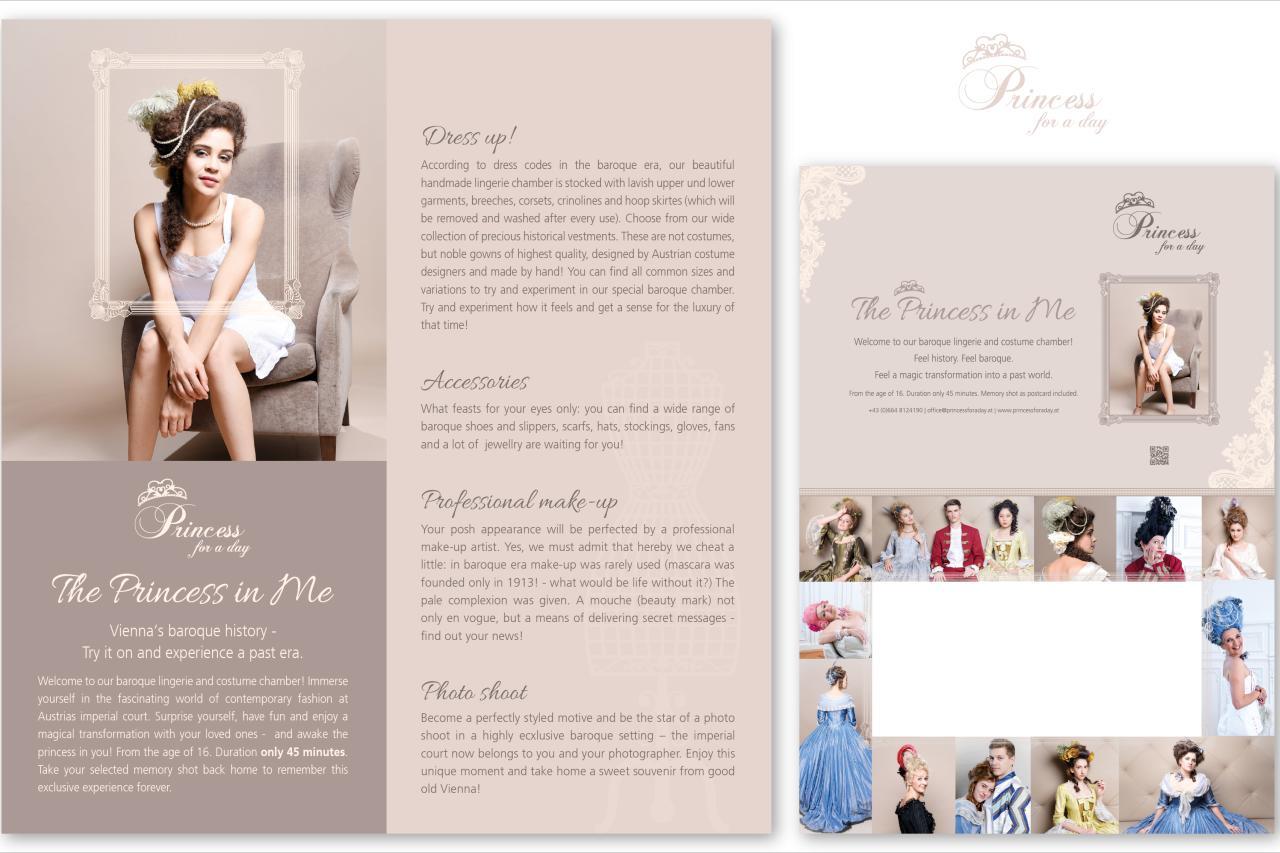 Design Princess for a Day