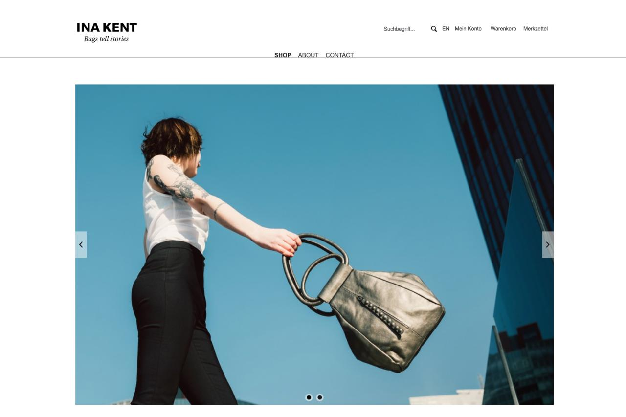 WEBSITE Upgrade INA KENT