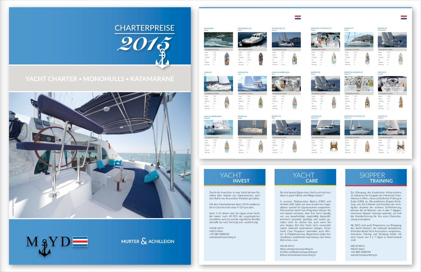 Design Marina Yachting
